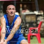 Luca Cesarini: una passione totale per il beach volley!