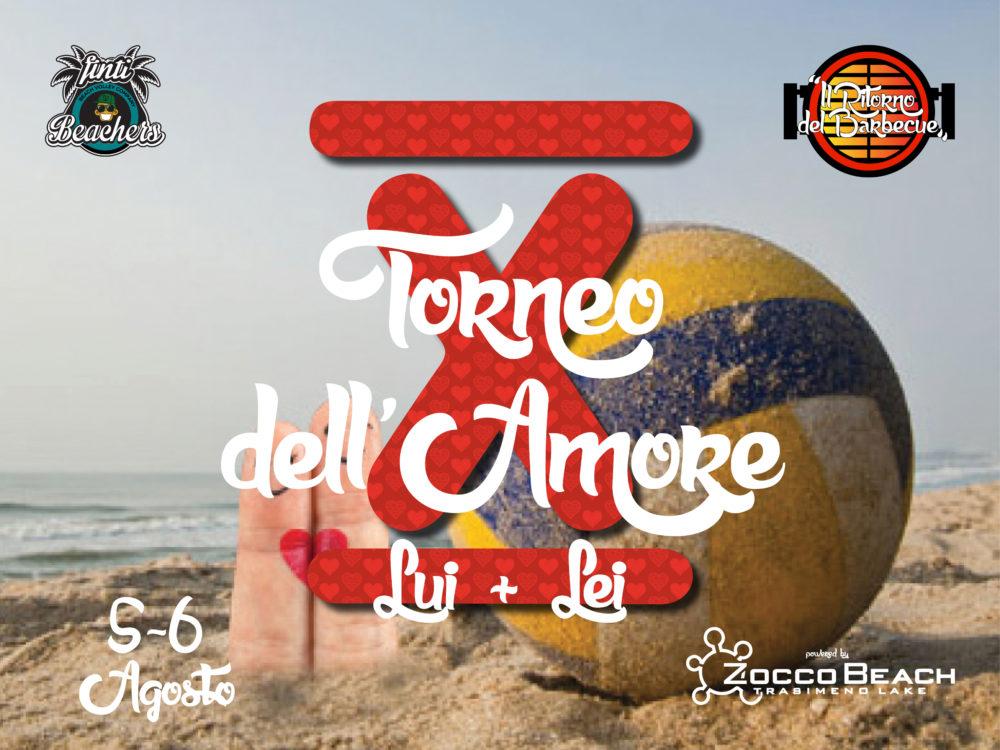 Torneo dell'Amore 2017 - Locandina