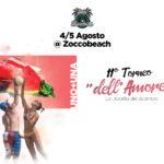Il Torneo dell'Amore e l'Anguria Party chiuderanno l'estate del beach volley!