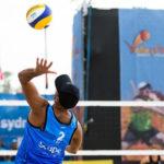 A quanto si deve gonfiare un pallone da beach volley?