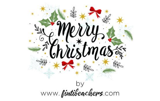 Tanti Auguri di Buon Natale da Fintibeachers Beach Volley Company!