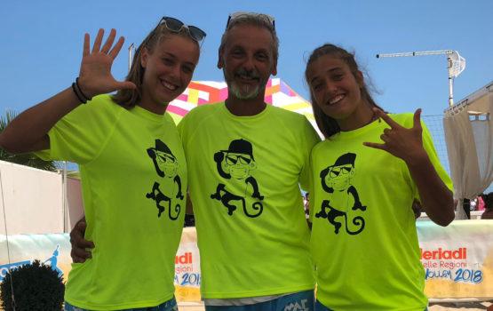 "Gianluca Carloncelli: ""Il beach volley in Umbria riserva grandi sorprese!"""
