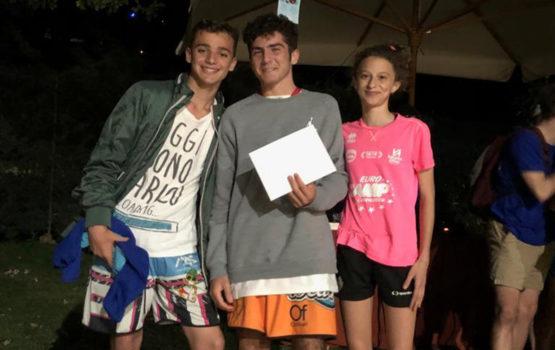 Giovani Fintibeachers crescono: Modugno-Marta-Ricci terzi al Seaty!