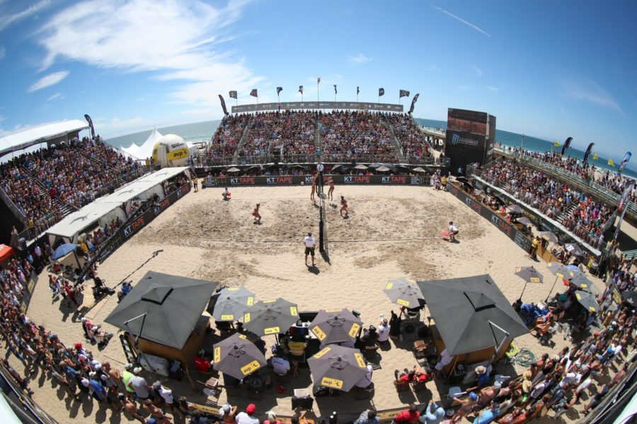 Cinque match di beach volley da vedere